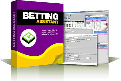 Betting assistant login live on betting