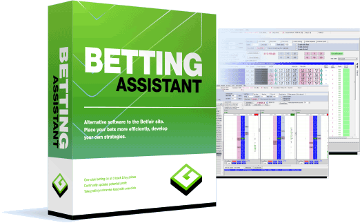 Trading betfair online software free